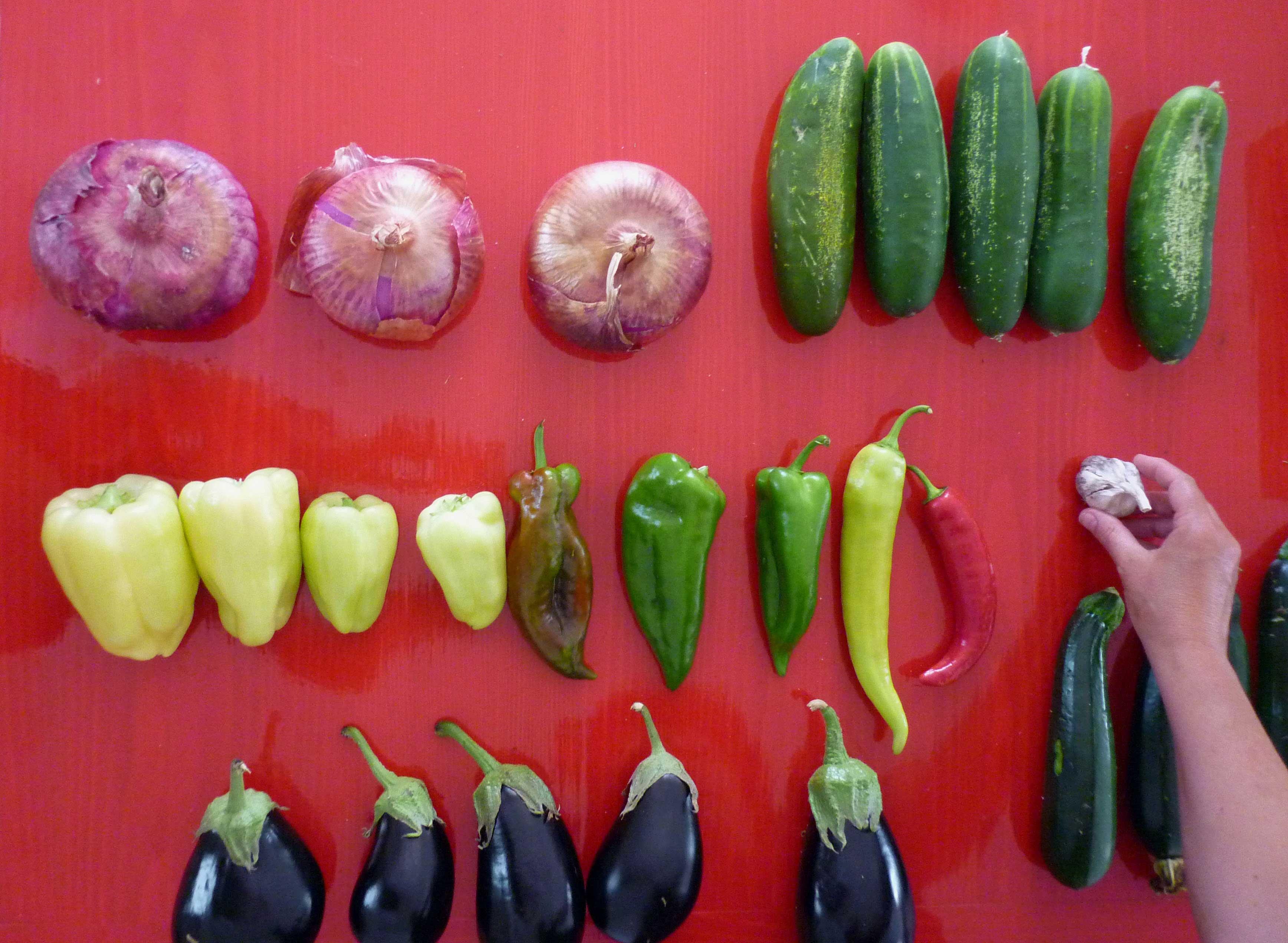 groente uit Cavtat